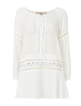For Love & Lemons Martinique Lace Dress
