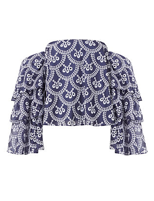 Caroline Constas Carmen Off-The-Shoulder Top