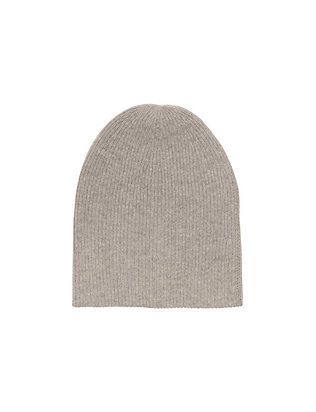 Exclusive for Intermix Double Knit Cashmere Beanie