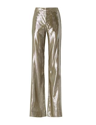 Lamé Trousers