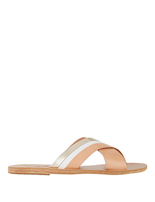 Ancient Greek Sandals Thais Colorblock Sandals