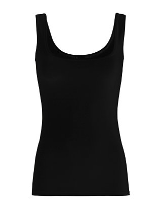 Twenty Black Tank Base Layer