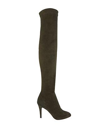 Toni OTK Suede Boots