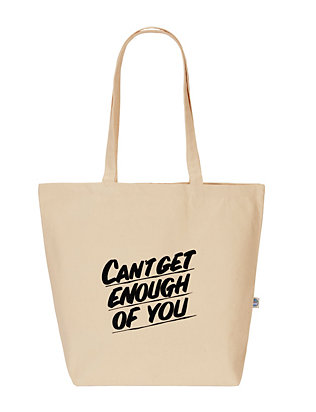 Baron Von Fancy Can't Get Enough Of You Tote Bag