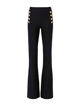 Flare Sailor Trousers