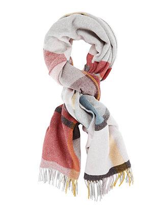 Tableau Wool Scarf