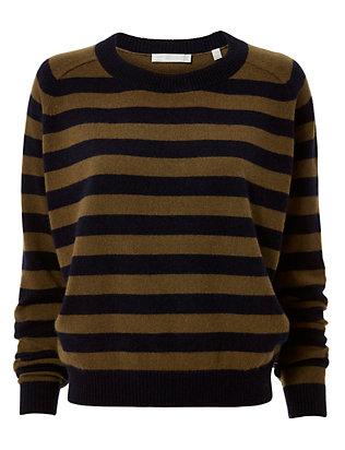 Regiment Stripe Sweater