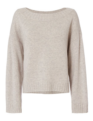 Vince Boxy Pullover Sweater