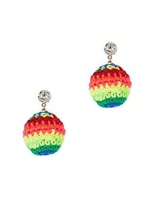 Venessa Arizaga Rainbow Road Earrings