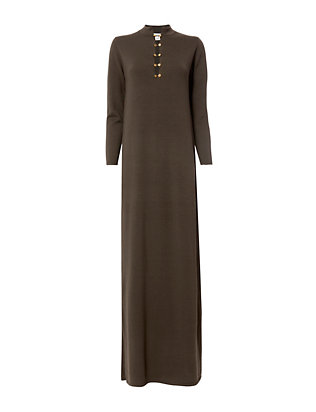 Intropia Knit Maxi Dress