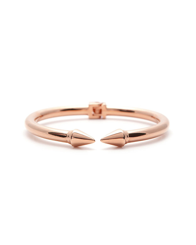 Vita Fede Mini Titan Bracelet: Rose Gold
