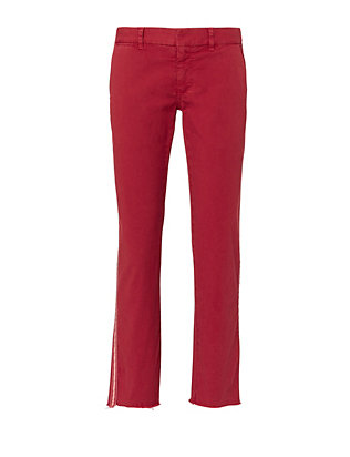 Nili Lotan Sunkissed East Hampton Red Pants