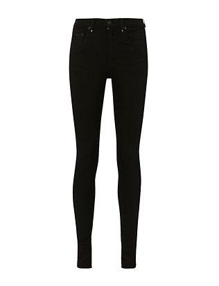 Dive Studded Leg Skinny Jeans