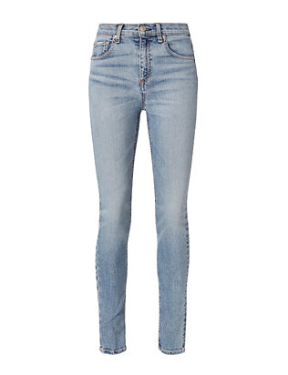 Freemont Dive High-Rise Skinny Jeans