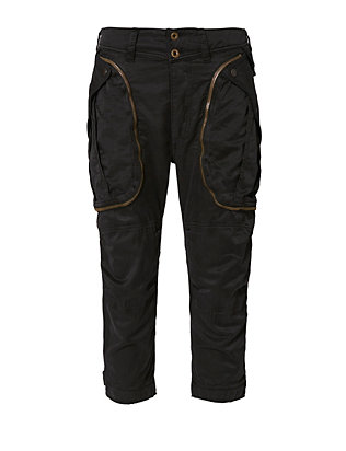 Faith Connexion Black Cargo Pants