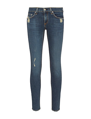 Rag & Bone/JEAN La Paz Distressed Skinny