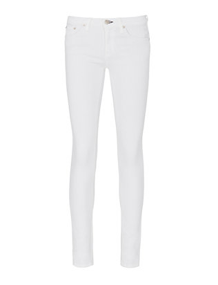 Rag & Bone/JEAN Bright White Skinny