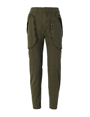 Faith Connexion Canvas Cargo Pant