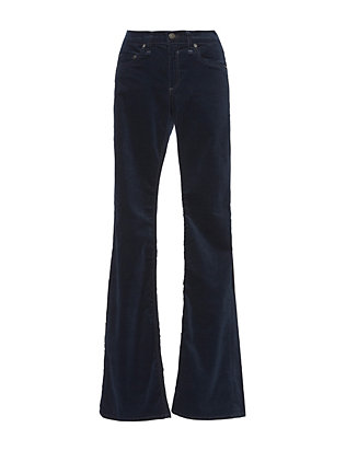 Rag & Bone/JEAN EXCLUSIVE Corduroy Bell: Navy