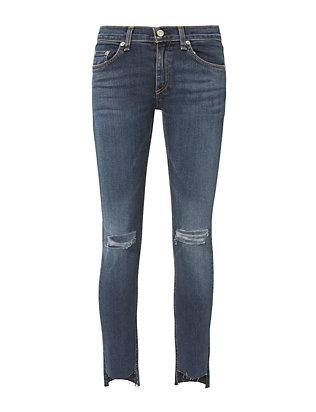 Vashon Step Hem Skinny Jeans