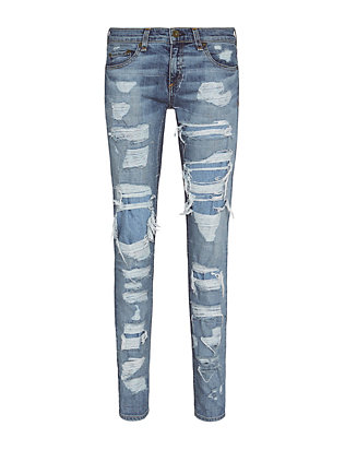 Rag & Bone/JEAN Dre Distressed Brigade Slim BF