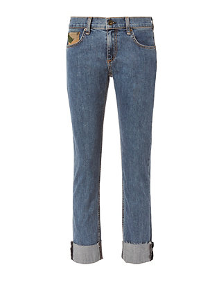 Dre Kilburn Camo Pocket Jeans