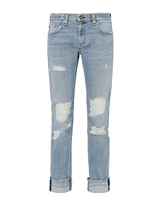Rag & Bone/JEAN Dre Kingston Cuffed Jeans