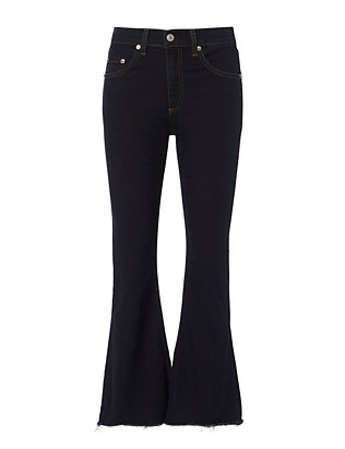 10 Inch Dune Flare Jeans