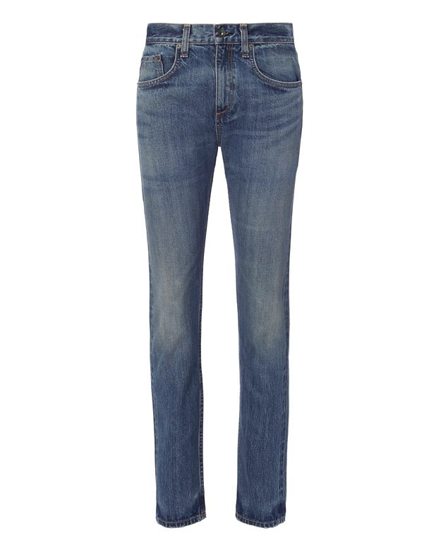 Rag & Bone/JEAN Lucile Marilyn High-Rise Jeans