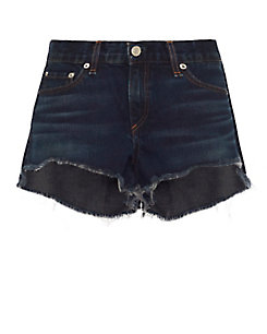 rag & bone/JEAN Catskill Clean Denim Cut Offs