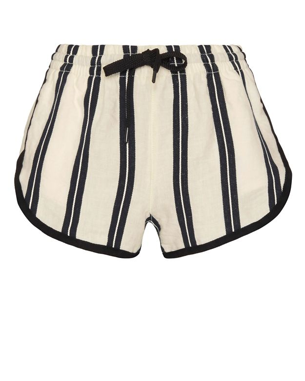 Rag & Bone/JEAN Patterned Stripe Beach Short