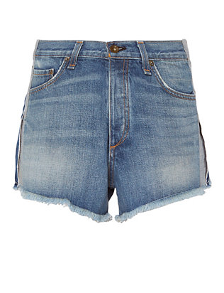 Marilyn Reverse Cut Off Shorts