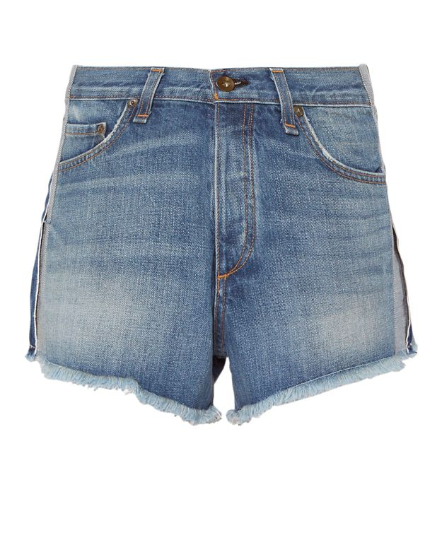 Rag & Bone/JEAN Marilyn Reverse Cut Off Shorts