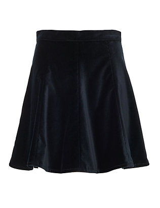 Rag & Bone/JEAN EXCLUSIVE Suki Velvet Skirt