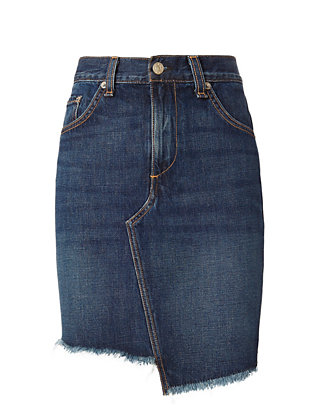 Rag & Bone/JEAN Eddy Dive Denim Skirt