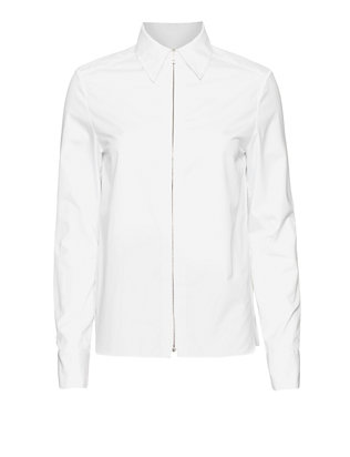 Rag & Bone Frances Zip Shirt