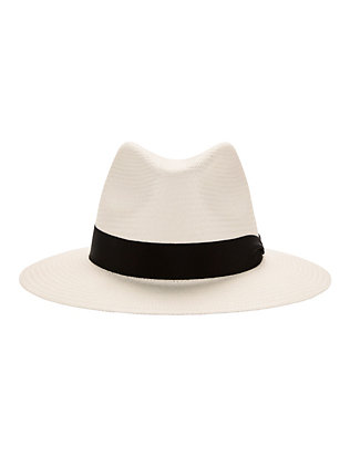 Rag & Bone White Panama Hat