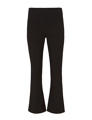 Rag & Bone EXCLUSIVE Simone Kick Flare Pant: Black
