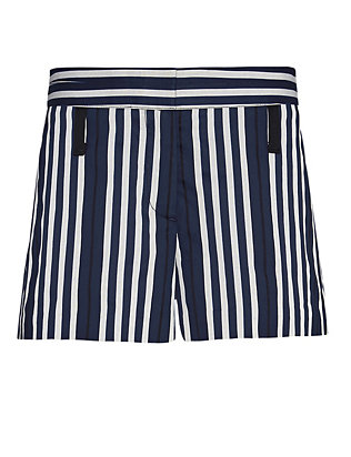 Rag & Bone Willow Striped Shorts