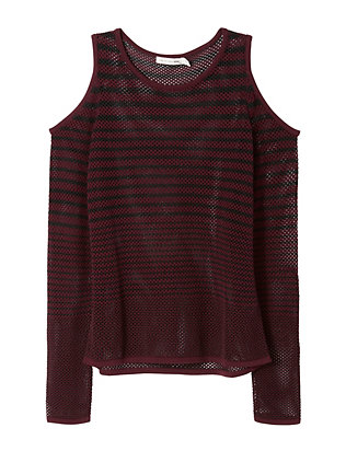 Rag & Bone/JEAN Brenna Cold Shoulder Knit