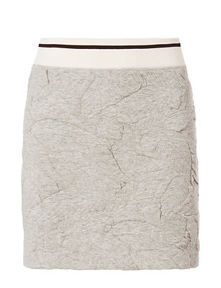 Rag & Bone/JEAN Quilted Skirt