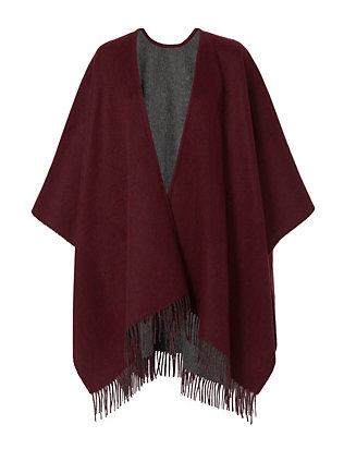 Rag & Bone Double Faced Wrap