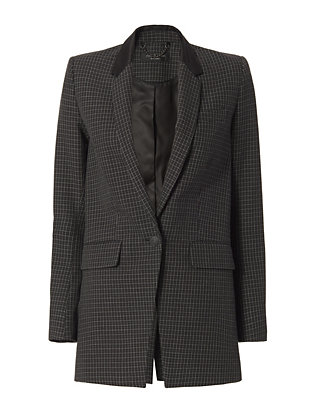 Rag & Bone Ronin Check Jacket