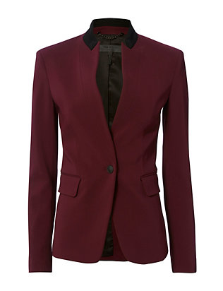 Rag & Bone Archer Two-Tone Blazer