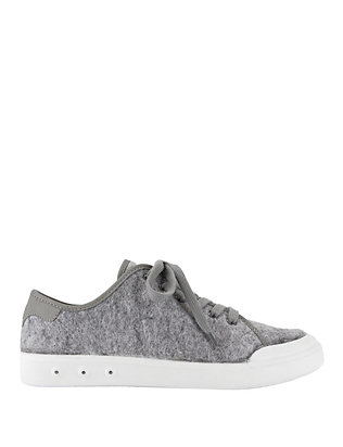 Rag & Bone Standard Issue Lace-Up Sneaker: Grey