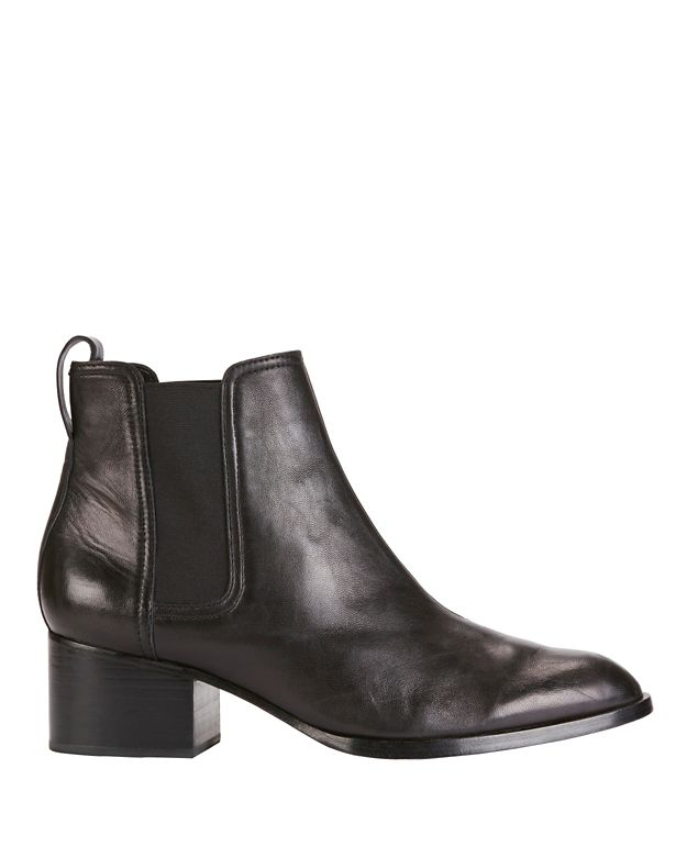 Rag & Bone Walker Booties: Black