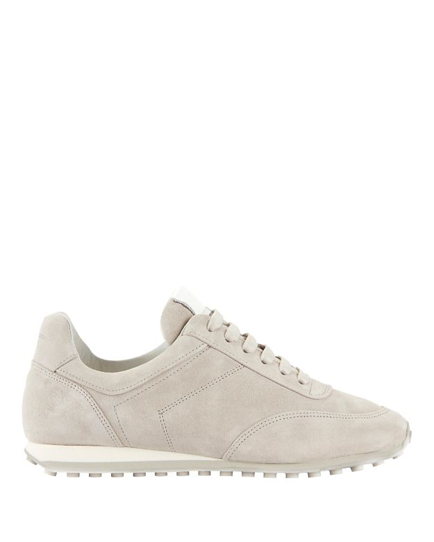 Rag & Bone Dylan Lace-Up Suede Runner