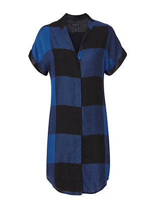 Cooper Plaid Dress
