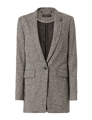 Rag & Bone Ronin Tweed Jacket