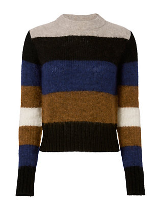 Britton Stripe Pullover